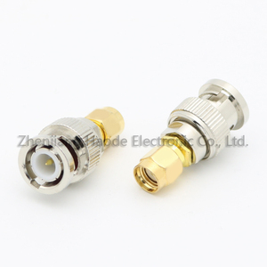 BNC to Sma male male to male female rf connector adaptor