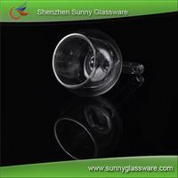 Glass oil lamp oil lamp wicks