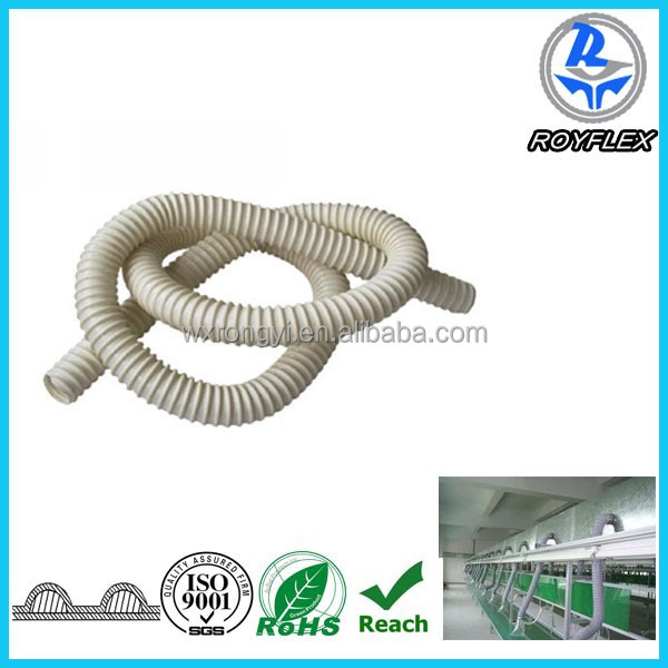 PVC reinforced air conditioner water drain hose
