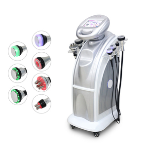 2018 lymph body shape ultrasound cavitation body slimming machine fat burning equipment Multifunction anti cellulite device