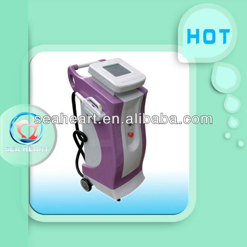 elegant design nd yag long pulse laser hair removal spider vein removal beauty machine with CE