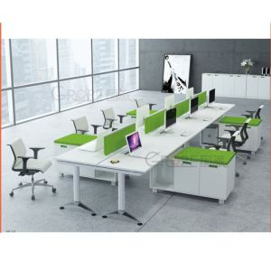 custom 2 position office table decoration item, sample pictures of office tables
