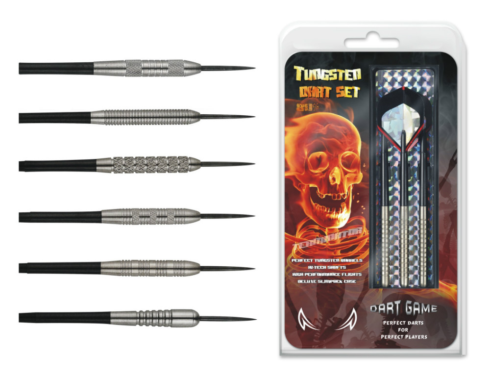 80% Tungsten dart set of dart game