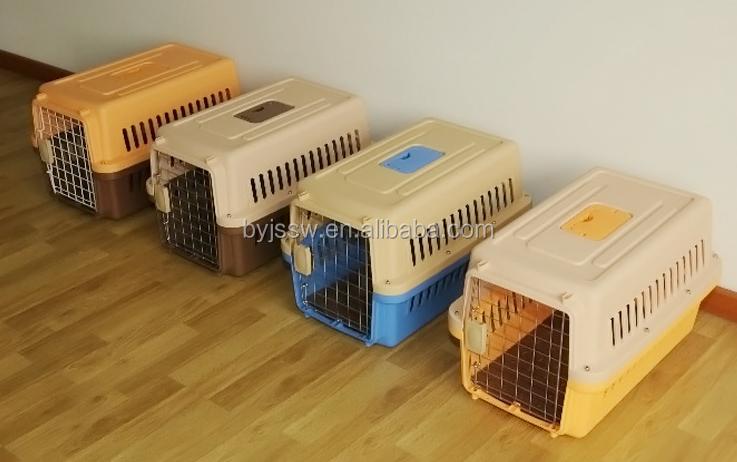 Aviation Plastic Pet House Dog Flight Cage