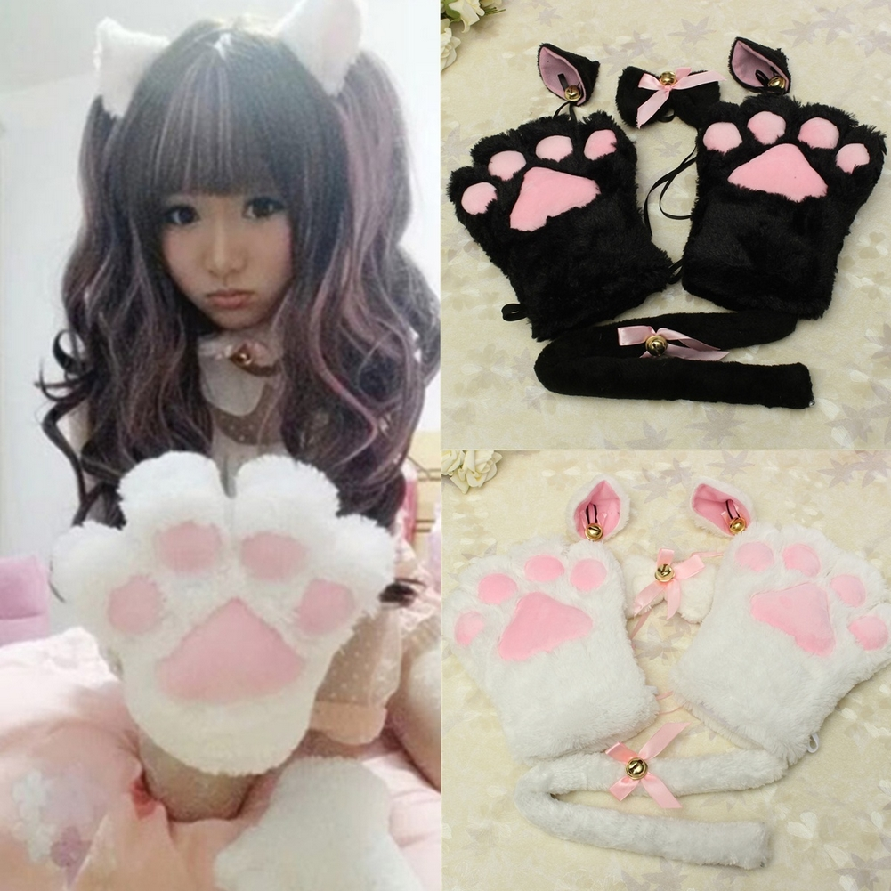 a18111b1946 2019 Wholesale New Arrival Cat Girl Cute Sweet Kitten Cat Maid ...