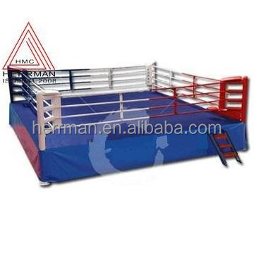 Boxing ring canvas