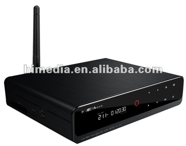 3.5'' HDD 1080p Media Player RTD1185DD