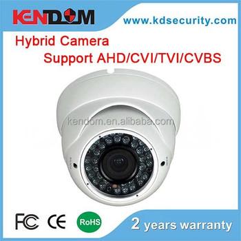 Hybrid camera price list AHD/TVI/CVI/CVBS All in one camera