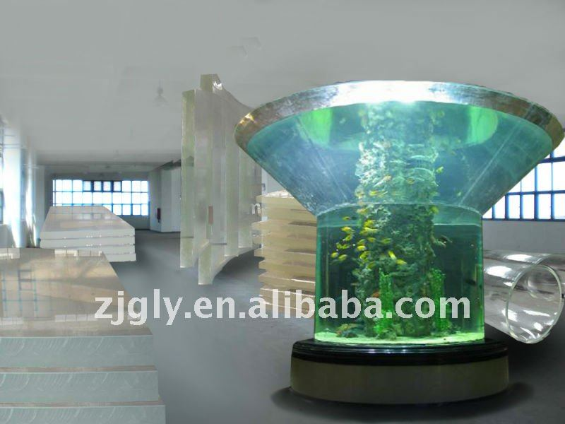 Acrylic Tank Manufacturing
