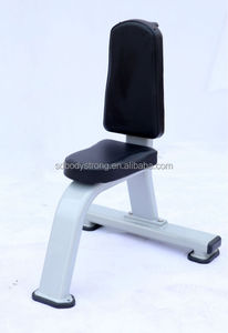 Bodystrong Fitness Free Weights Gym L-038 Utility Bench/Commercial Fitness Machine
