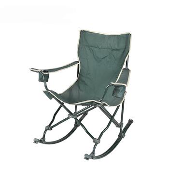 Folding Designer Sandy Beach Chair Salon Arm Rests Roll Up