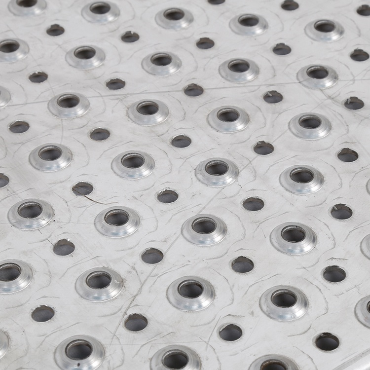 aluminum Grating perforated floor safety grating