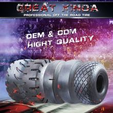 Bias Otr Tire 18.00-25 20.5x25 L4/L5 Otr Tires 15.5-25 20.5-25 23.5-25 26.5-25 29.5-25 29.5-25