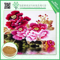 Chinese traditional medicine 20:1 white peony root bark extract/ Paeonolum powder/free sample Paeonol extract