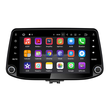 8inch Android7.1.2 autoradio for HYUNDAI I30 2017 car audio multimedia player with wifi gps navigation system