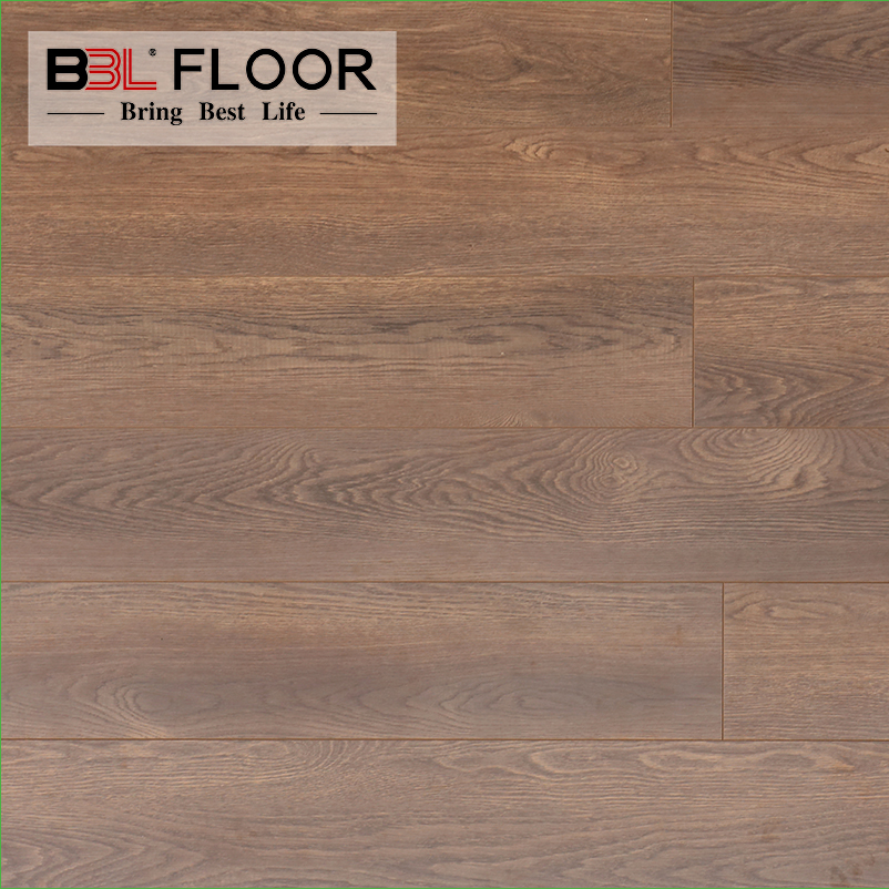 Hickory Handscraped 12mm Laminate Flooring Hickory Handscraped 12mm