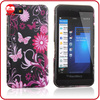 High Quality Stylish Blackberry Parttern Soft Rubber TPU Gel Mobile Phone Case for Blackberry z10