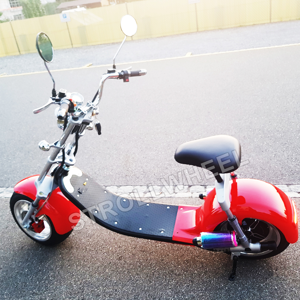 European Warehouse Stock 1200w 1500w Cheap City Coco <strong>Electric</strong> Scooter Citycoco