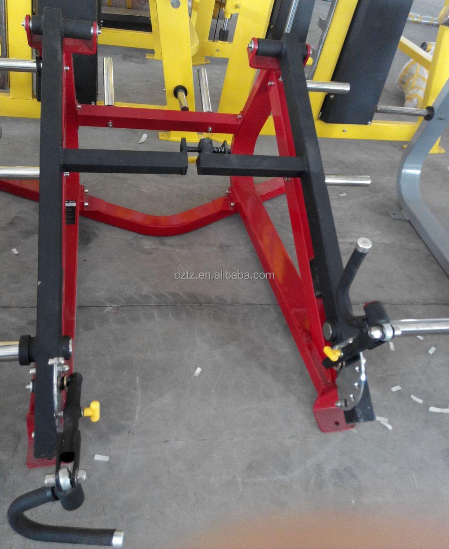 Tz Fitness Tz-5040 Hammer Strength Platte Geladen Kreuzheben ...