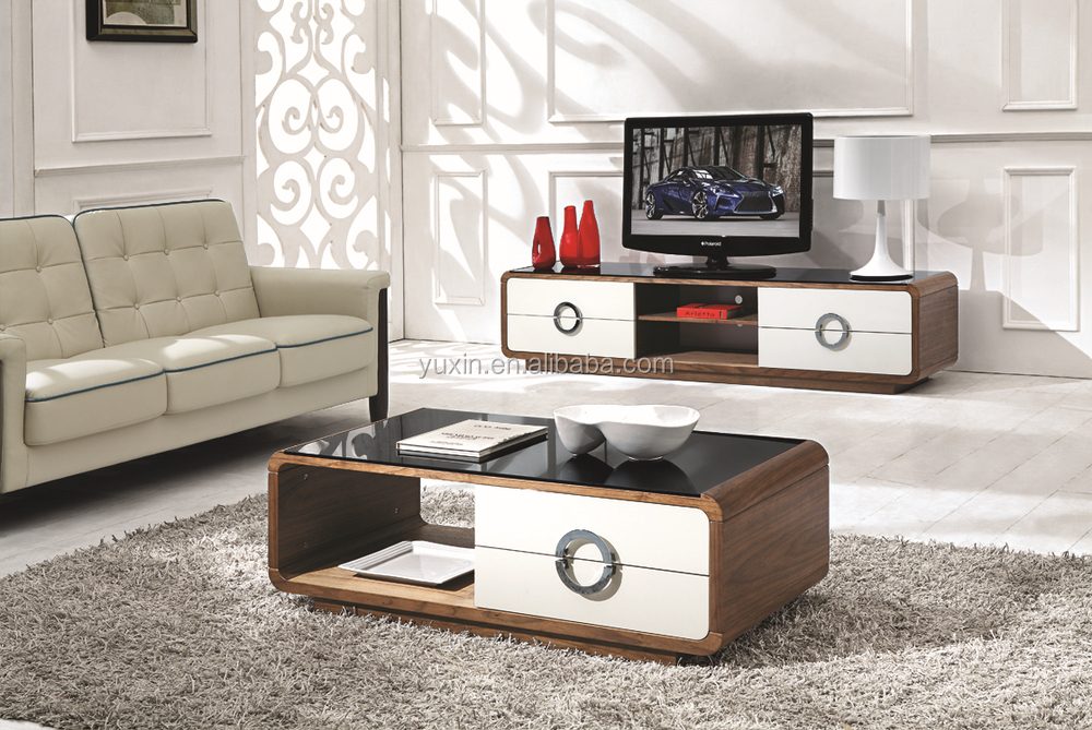 China Modern Design Corner Wooden Tv Stand Furniture/lcd Tv Stands ...