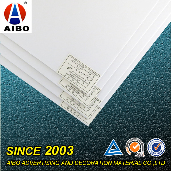 China Alibaba Resistant To Cracking Plastic Coated Mdf Board