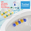 China manufacturer 5balls scented toilet bowl freshener to clean the toilet and fresh the air