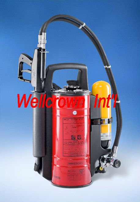 Aft Watermist And Cafs Backpack - Buy Backpack Fire Extinguisher ...