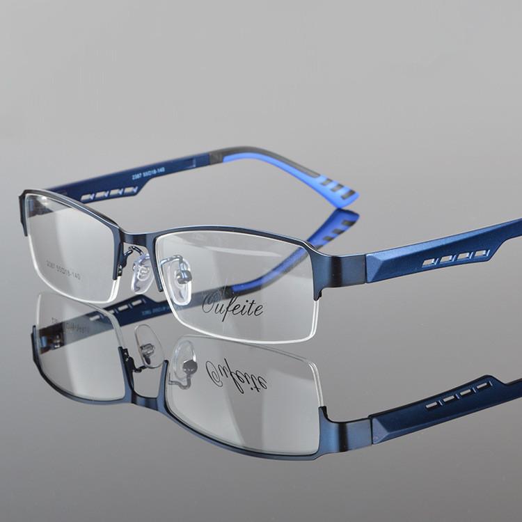 7296b63bff Half Rimmed Glasses Fashion