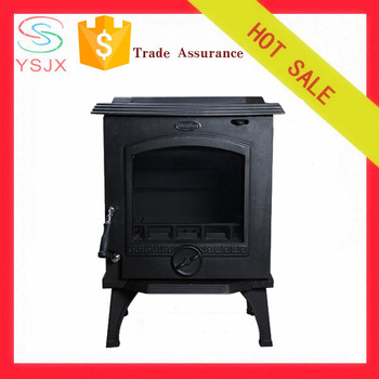 Multi Fuel High Efficient Coal Wood Burning Stove For
