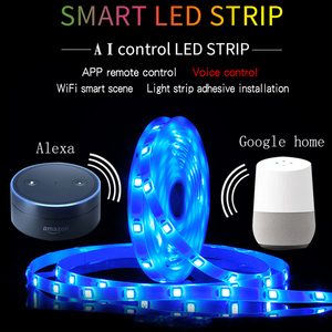 Smart strip 5050SMD 32 leds/m scanning led strip light