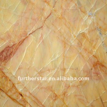 golden yellow onyx marble tile