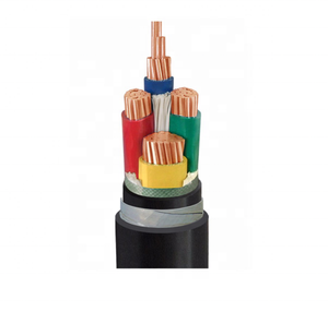 Low Voltage Cu conductor XLPE STA/SWA 16mm 4core Armoured Cable price