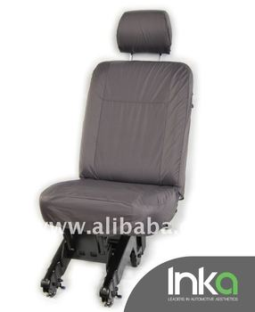 Groovy Vw Transporter T5 2010 Tailored Waterproof Seat Cover For The Single Passenger Seat Second Second Middle Row Buy Vw T5 Transporte Kombi Vehicle Machost Co Dining Chair Design Ideas Machostcouk