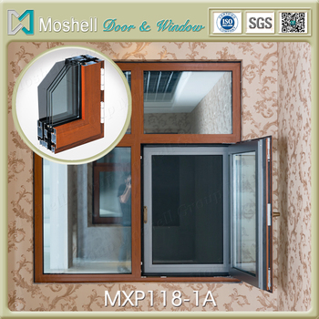 Energy Saving Double Insulated Glass Color Changing Window