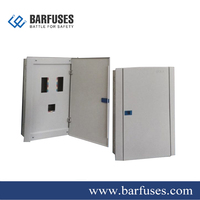 Three phase Electrical Metal Distribution Box