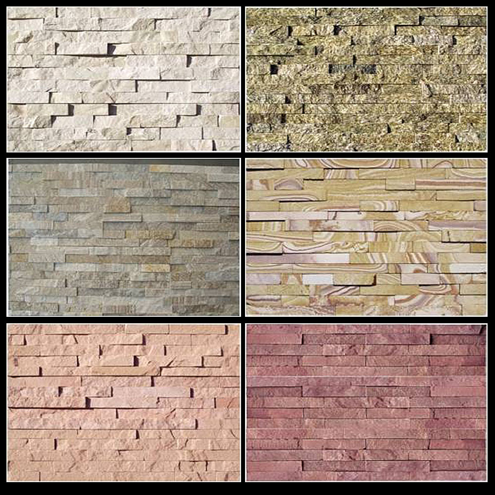 Encuentre el mejor fabricante de piedra para muros exteriores y ...