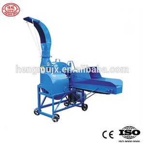 China famous real manufacturer straw/forage/hay/grass crusher machine exported to South Africa