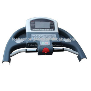 Meter for light commercial treadmill