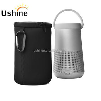 For Bose Soundlink Revolve+ Revolve Plus Wireless Bluetooth Speaker  Portable Neoprene Carrying Case Travel Bag - Buy For Bose Soundlink  Revolve+
