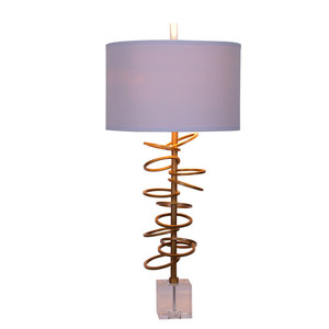 Hot sale metal table lamp for hotel