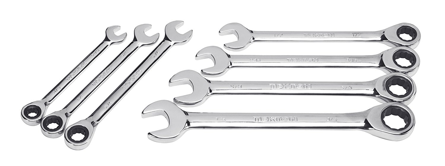 12-Point Wright Tool 11110 5//16 Combination Wrench