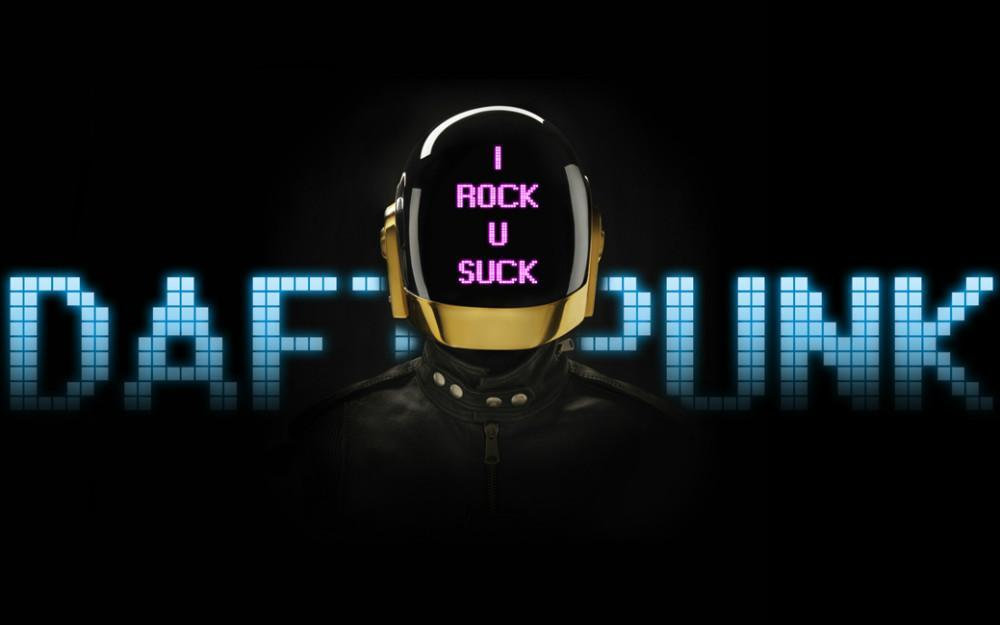 Detail Feedback Questions About Daft Punk Music Band Group
