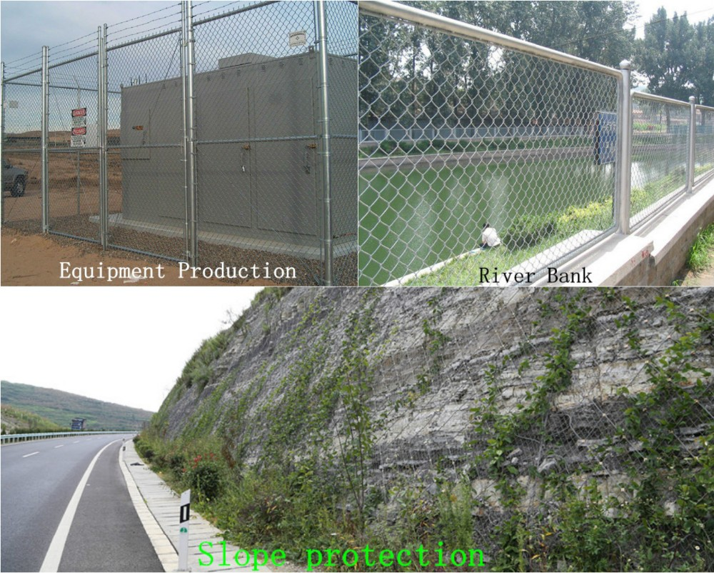 5 6 foot chain link fence