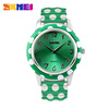china supplier price spring strap bracelet current silicone nurse watch reloj de mujer