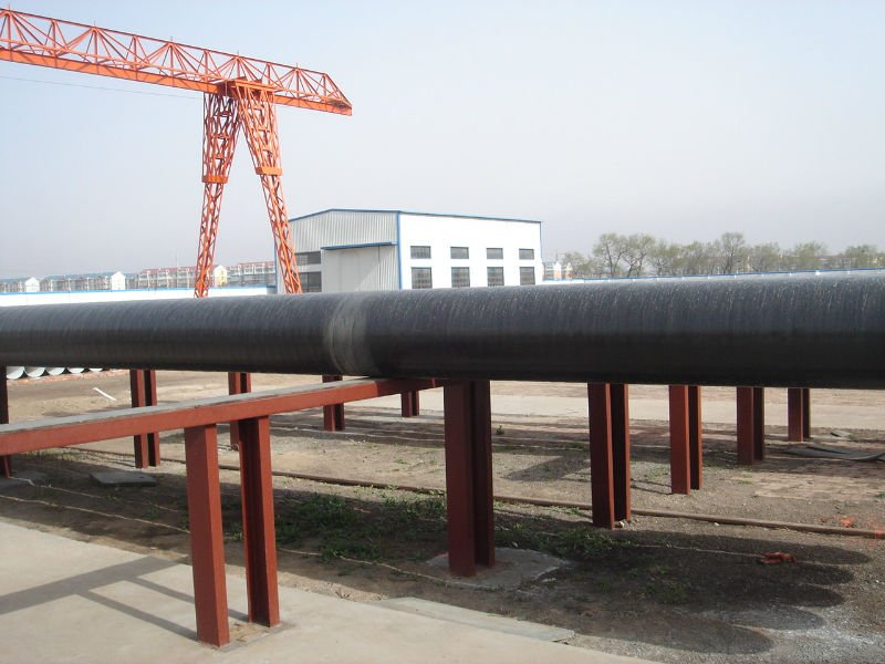 DSAW Antiseptic and Anticorrosion Steel Pipes and Tubes