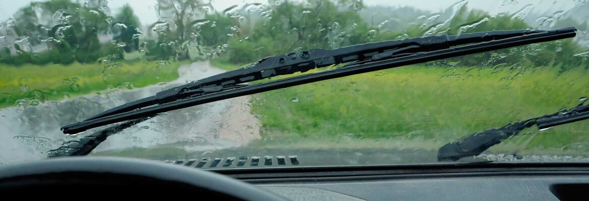 Atacado universal frameless Windshield Wiper Blade