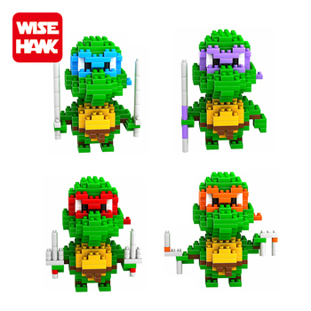 Injustice 2's 'Ninja Turtles' Look Way Better Than Michael Bay's ...   350x350