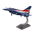 1 48 Scale Military Model Toys 81st Aerobatics Team J 10 F 10 Fighter Diecast Metal
