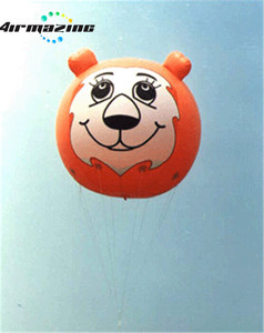 Tiger helium balloons/Inflatable flying cartoon balloons H4048