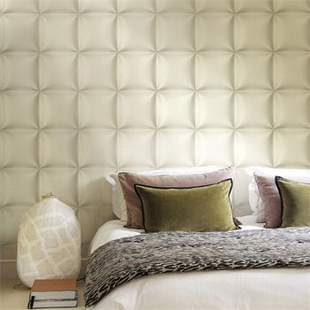 2018 Wallpaper Murah Dekorasi Rumah PVC 3D Wallpaper Dinding Roll Ukuran
